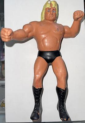 "VINTAGE 1985 TITAN SPORTS LJN WWF GREG THE HAMMER VALENTINE 8"" ACTION FIGURE"