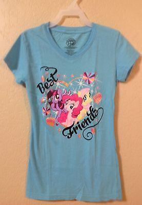 My Little Pony Best Friends T-Shirt Mädchen GRÖSSE XS 4/5) S 6/6X M 7/8 XL 14/16