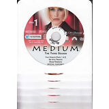 Medium - The Complete Third Season (DVD, 2007, 6-Disc Set) NCV