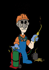 ISO Looking for oxy-acetylene-torch with bottles