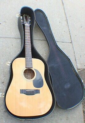 FENDER F-5 -2 12 STRING ACOUSTIC GUITAR