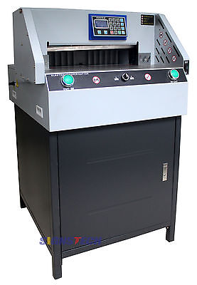 New 490mm 19.3 Programmable Paper Cutter Cutting Machineupgraded Version