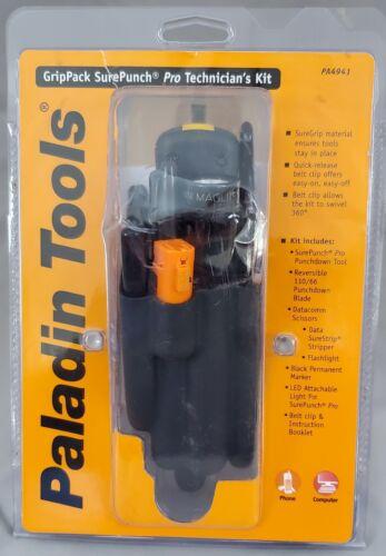Paladin GripPack SurePunch Pro Technicians Kit
