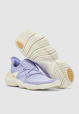 BNIB WMNS Nike Free RN 5.0 Blue Trainers Size UK 4