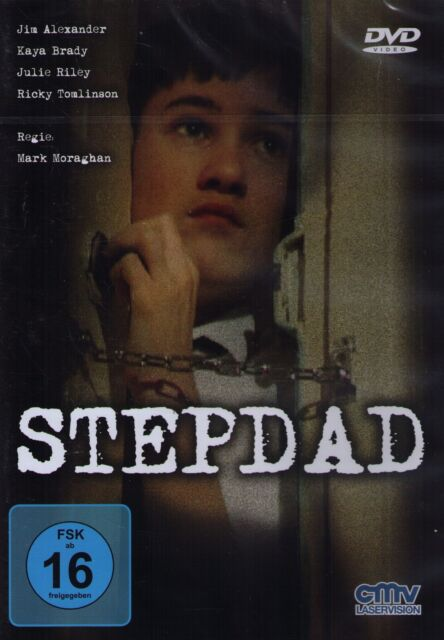 DVD NEU/OVP - Stepdad - Jim Alexander & Kaya Brady