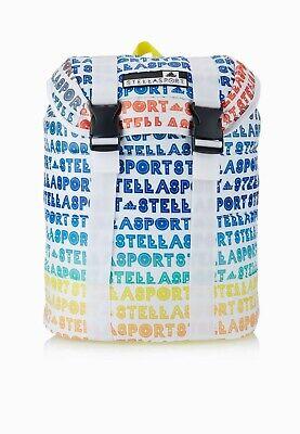 Adidas Stella McCartney Stella Sport Bag Rucksack backpack AI7866 NEW + TAGS!