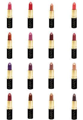 IMAN Luxury Moisturizing Lipstick. Brand New & Sealed. Choose Your Shade x