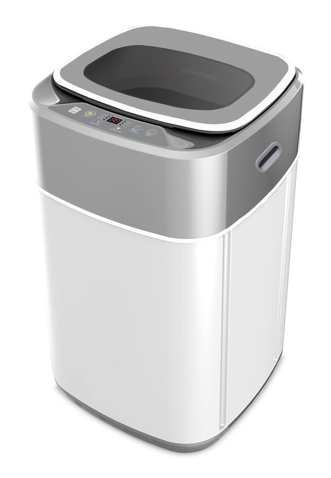 RCA 1.0 cu ft Top Load,compact & portable Washer,low operati