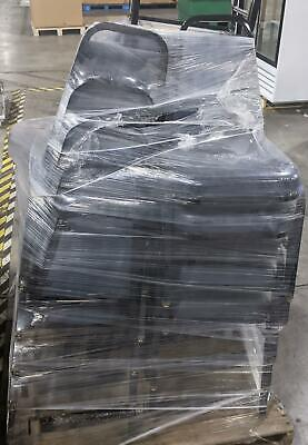 Lot Of 20 Virco Office Lounge Stacking Chairs 2 Local Pickup Read