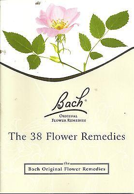 Fleurs de Bach remèdes originaux