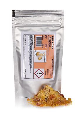 100g Natural Pine resin/Pine rosin/Colophony-incense