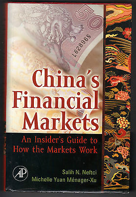 Chinas Financial Markets  Neftci And Menager Xu