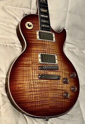 NO RESERVE!! GIBSON BEST EXAMPLE!! RARE!! LES PAUL STANDARD JAPAN CLIENT YAMANO
