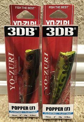 Yo-Zuri 3DB PENCIL F **X2** Fish The Best