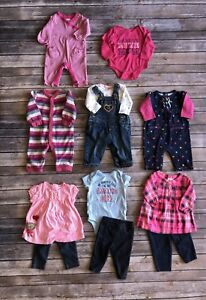 Baby girls 3 month outfits