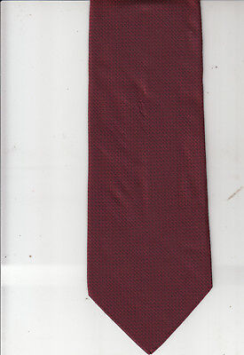 Toyota Financial Services  Car Owner Tie  100  Silk Made In Italy To1 Mens Tie