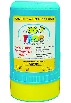 King Technology Pool Frog Above Ground Pool Mineral Reservoir 6100 Cartridge