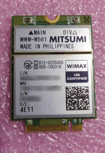 Genuine RARE MITSUMI MWM-W561 WiMAX Module