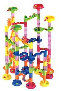 Marble Run Deluxe 105 Piece Set - Marble FUN!   Toy SALE Yarramalong Wyong Area Preview