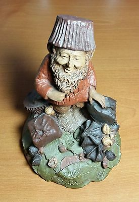 Tom Clark Gnome CHIP Edition #67 1985 COA Retired VALENTINES