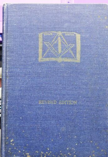 Look To The East - Cook 1944 Edition - Full copy of Three Masonic Degrees Mason