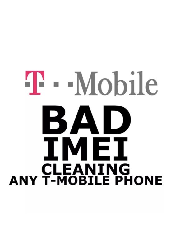 T-MOBILE USA IMEI Cleaning/Unbarring Metropcs 8 days max Blocked/ LOST/STOLEN