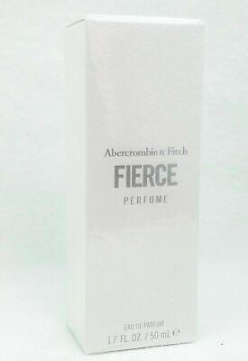 Abercrombie & Fitch FIERCE FOR HER Women's Girls Eau De Perfume Spray 1.7 oz