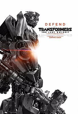 Transformers: The Last Knight Movie Poster (24x36) - Bubble Bee, Optimus v15](Transformers Bubble Bee)