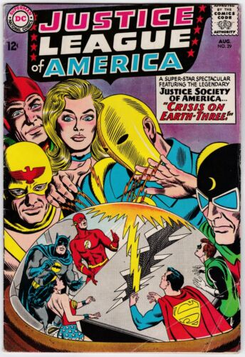 Justice League of America # 29 (1964) VG+