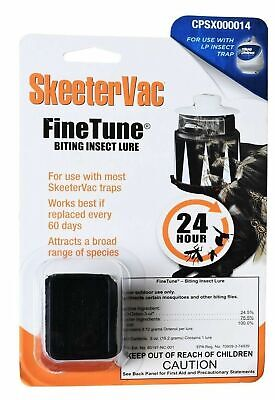 Skeeter Vac Bait Block Biting Mosquito Insect Lure Fine Tune   CPSX000014  (Biting Insect Lure)