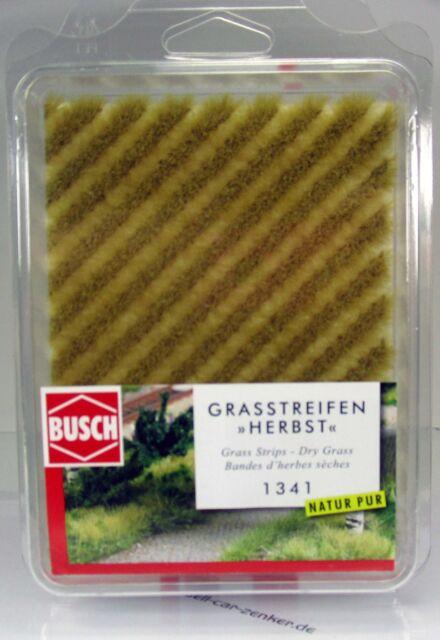 Busch 1341 Grasstreifen » Trockenes Gras «
