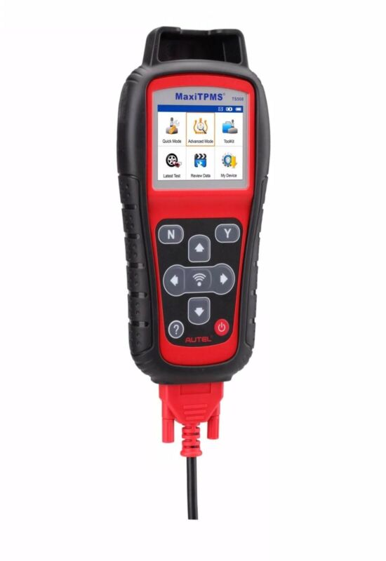 AUTEL TS508 TPMS DIAGNOSTIC SERVICE TOOL WITH OBDII CONNECTOR