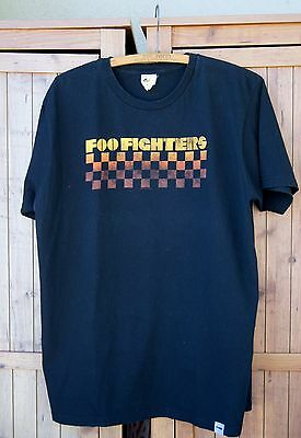 2007 Foo Fighters T-Shirt Size XL Dave Grohl Black