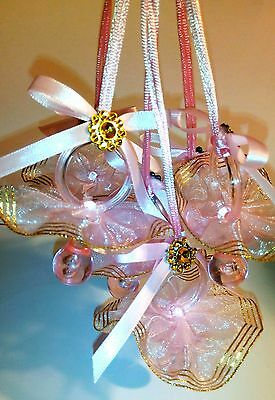 Princess Theme Baby Shower (Pink&Gold Princess theme for Baby shower or  Birthday keepsake 24pcs)