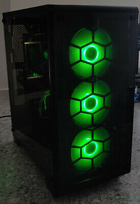 Fast Gaming PC - 3930K, 16GB RAM, AMD 5870 (6 monitors at once!), Win10, more!