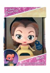 Disney Princess Belle Light Up Digital LCD Alarm Clock BulbBotz ~~~ FAST SHIP!!!