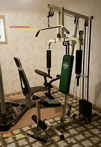 Home Gym Equipment For Sale Drummoyne Canada Bay Area Preview