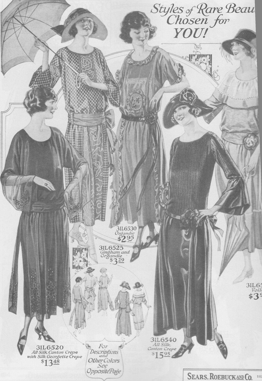 Brendas Vintage Sewing Patterns