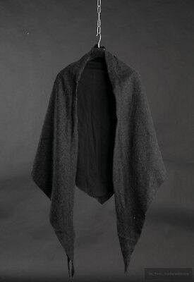 Individual Sentiments large double layer wool/cotton scarf 2012-2013 AW julius