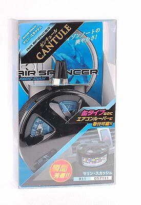Eikosha Jdm Air Spencer Cantule Car Fragrance Air Freshener - Marine Squash Image