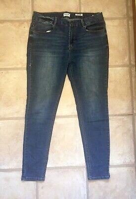 Kensie- Ultimate High Rise Skinny Keans Size 12-14