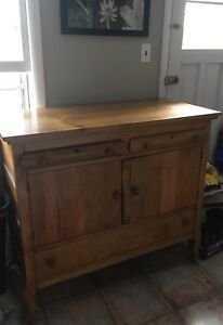 Antique hutch - great condition!