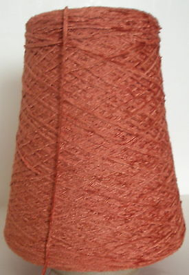 TIGER LILY Rayon Chenille Cone Yarn Weaving Knitting 2000 ypp 1 lb