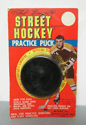 Vintage Hockey Puck