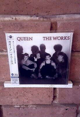 Queen: The Works (UHQCD / MQA-CD)