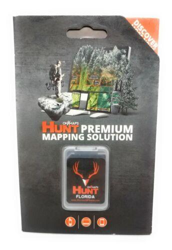 onXmaps HUNT GPS Chip for Garmin Units +1Year Premium Membership, Florida 208983