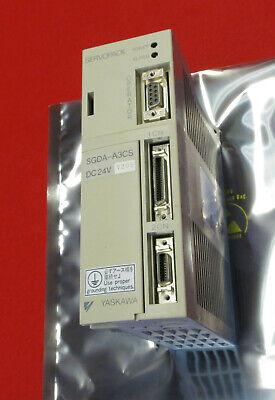 Yaskawa Sgda-a3csy205 Servopack Dc24v 2.0 Amps Servo Drive