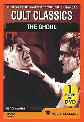 Halloween Murder Mysteries (THE GHOUL DVD Boris Karloff Halloween Murder Mystery Free)