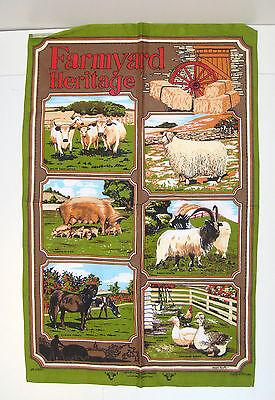 Разное Vintage Gareth Austin Farmyard Heritage