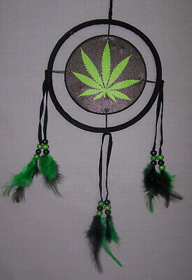 Marijuana Weed Tribal Dream Catchers 6